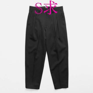 コモリ(COMOLI)の19AW stein EX wide trousers S(スラックス)
