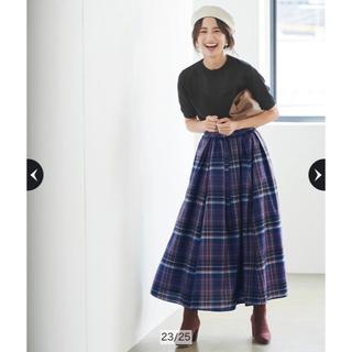 マイストラーダ(Mystrada)の人気商品♡タックギャザースカート(ロングスカート)