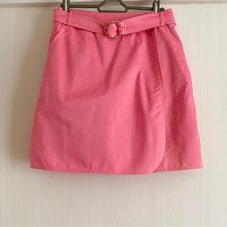 マリクレール(Marie Claire)のMarie  Claier sport ゴルフ キュロット スカート 美品(ウエア)