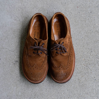 Trickers - Quilp by Tricker's Derby Brogue  Shoes