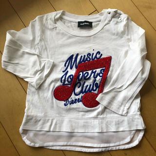 ディーゼル(DIESEL)のディーゼル  トップス 12M(Tシャツ)