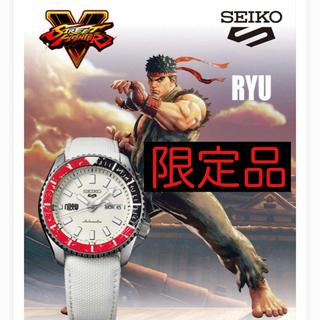 セイコー(SEIKO)のセイコー5 スポーツ SEIKO 5 SPORTS ストリートファイターV(腕時計(アナログ))