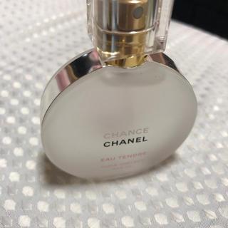 シャネル(CHANEL)のCHANELオータンドゥルヘアオイル限定(オイル/美容液)
