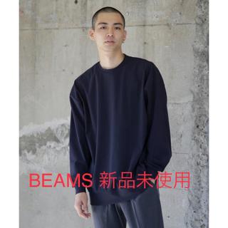 ビームス(BEAMS)の新品未使用 BEAMS オーバーサイズ スウェット  (スウェット)