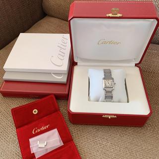 Cartier - カルティエ タンクフランセーズ SM【お値下げ】