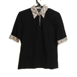 BURBERRY - バーバリーロンドン 半袖ポロシャツ 2 M -
