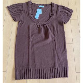 サリー(SALLY)の半袖セーター sally.s(ニット/セーター)