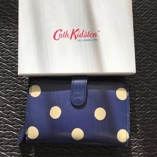キャスキッドソン(Cath Kidston)のキャスキッドソン 皮財布(財布)