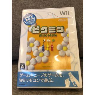 ウィー(Wii)のWiiであそぶ ピクミン Wii ソフト (家庭用ゲームソフト)