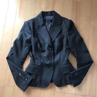 エポカ(EPOCA)のエポカ 高級 テーラード ジャケット 美品 EPOCA レディース コート(テーラードジャケット)