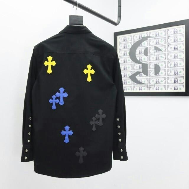 Chrome Hearts(クロムハーツ)のChrome Hearts デニム ジャケット メンズのジャケット/アウター(Gジャン/デニムジャケット)の商品写真