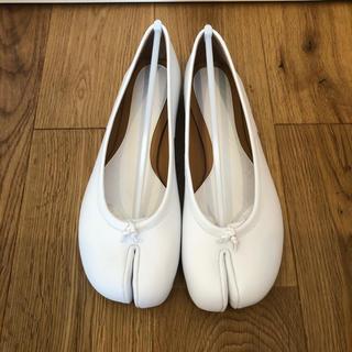 Maison Martin Margiela - 新品マルジェラ 足袋 バレエシューズ  パンプス tabi ブーツ