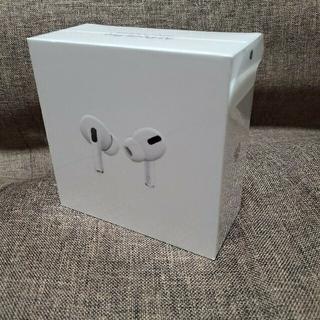 アップル(Apple)の新品 正規品Apple AirPods Pro (ヘッドフォン/イヤフォン)