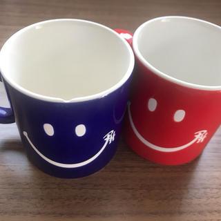 ロンハーマン(Ron Herman)の廃盤品レア ロンハーマン スマイルマグカップ(グラス/カップ)