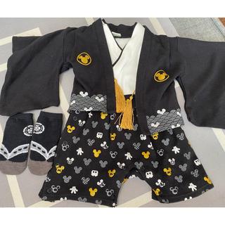 ベルメゾン(ベルメゾン)のベビー袴 靴下付き(和服/着物)