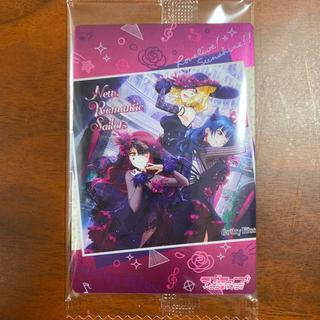 バンダイ(BANDAI)の【ラブライブサンシャイン】ウエハースNew romantic sailors(カード)