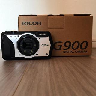 RICOH - 美品 リコー G900 防水 防塵 ricoh