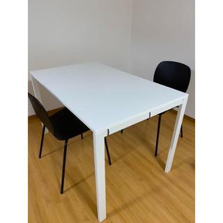 イケア(IKEA)のIKEA MELLTORP テーブルのみ(ダイニングテーブル)