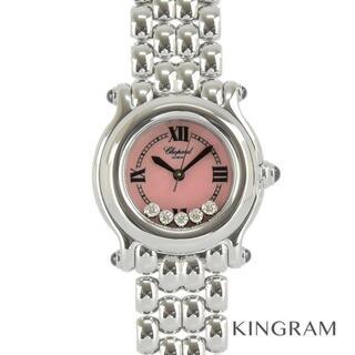 ショパール(Chopard)のショパール ハッピースポーツ   レディース腕時計(腕時計)
