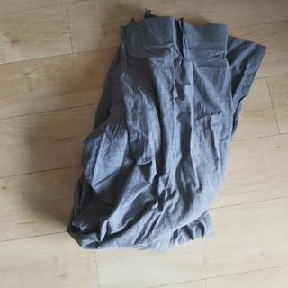 ムジルシリョウヒン(MUJI (無印良品))の無印  カーテン  綿100%(カーテン)