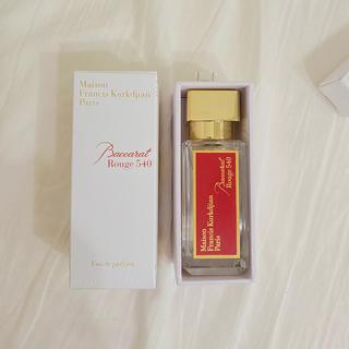 メゾンフランシスクルジャン(Maison Francis Kurkdjian)のバカラ ルージュ 540 オードパルファム / フランシスクルジャン(香水(女性用))