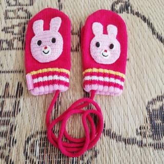 ミキハウス(mikihouse)のミキハウス 手袋 Mサイズ  美品(手袋)
