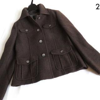 ニジュウサンク(23区)の美品 40サイズ 23区 ジャケット コート(テーラードジャケット)