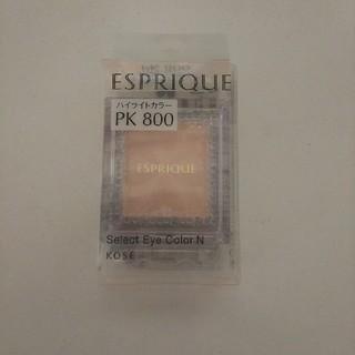 ESPRIQUE - エスプリーク セレクト アイカラー N PK800(1.5g)