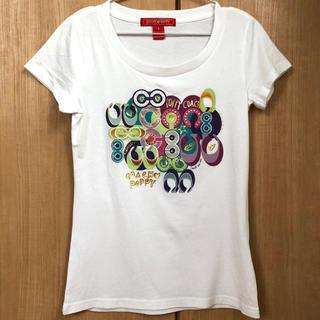 コーチ(COACH)のCOACH POPPY Tシャツ(Tシャツ(半袖/袖なし))