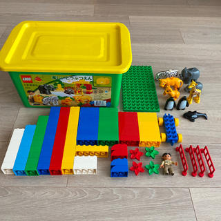 Lego - LEGO duplo レゴ デュプロ 楽しいどうぶつえん 7618