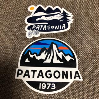 patagonia - パタゴニア 定番ステッカー5枚セット