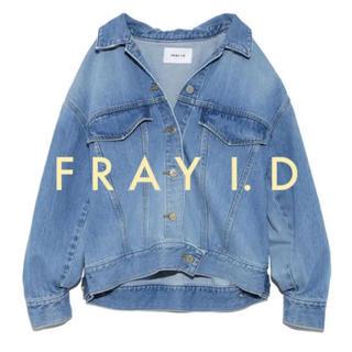 フレイアイディー(FRAY I.D)のフレイアイディー ❤︎デニムジャケット Gジャン(Gジャン/デニムジャケット)