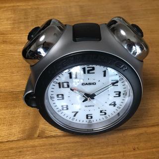 CASIO - 大音量目覚まし時計 スリープバスター