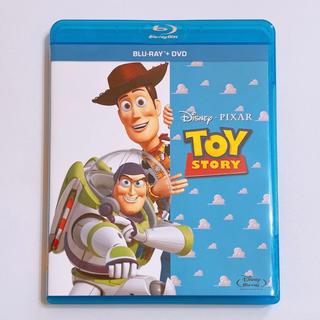 トイストーリー(トイ・ストーリー)のトイストーリー ブルーレイのみ 純正ケース付き! 美品 ディズニー Disney(キッズ/ファミリー)