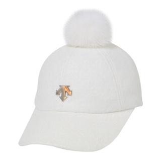 デサント(DESCENTE)のDESCENTE ゴルフ 帽子 デサント 韓国 golf キャップ(ウエア)