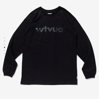 ダブルタップス(W)taps)の20ss wtaps WTVUA LS TEE Black L(Tシャツ/カットソー(七分/長袖))