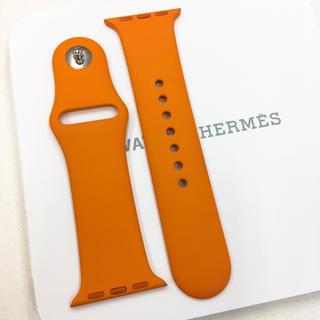 アップルウォッチ(Apple Watch)のアップルウォッチ エルメス スポーツバンド 38mm Apple Watch(その他)