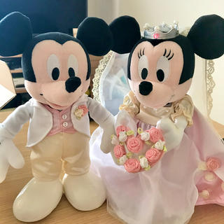 Disney - ウェルカムドール ミッキーミニー