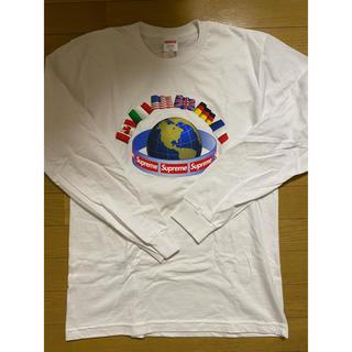 シュプリーム(Supreme)の新品 Supreme Worldwide L/S Tee M(Tシャツ/カットソー(七分/長袖))