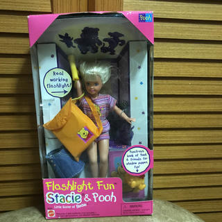 バービー(Barbie)の新品 バービー  ステイシー&プー(キャラクターグッズ)