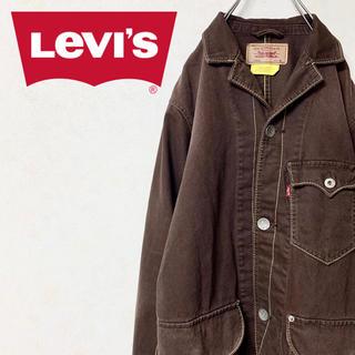 リーバイス(Levi's)のLevi's リーバイス  エンジニアジャケット 90年代 ワーク(カバーオール)
