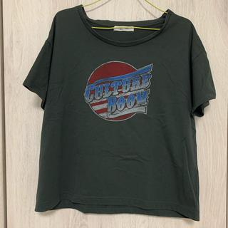 バックナンバー(BACK NUMBER)のBacknumber Right-on Tシャツ(Tシャツ(半袖/袖なし))