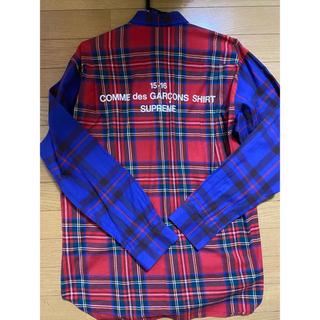 シュプリーム(Supreme)のSupreme COMME des GARCONS  BD Shirt (シャツ)