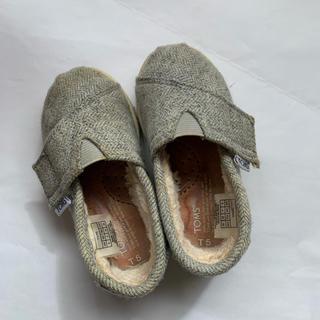 トムズ(TOMS)のTOMS 靴 ベビー(スリッポン)