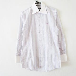 バーバリーブラックレーベル(BURBERRY BLACK LABEL)のバーバリーブラックレーベル 長袖シャツ 40(シャツ)