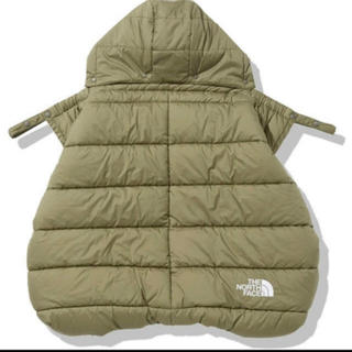 THE NORTH FACE - THE NORTH FACE BABY SHELL BLANKET