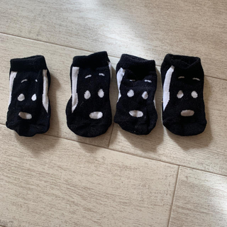 スヌーピー(SNOOPY)のスヌーピー ベビーソックス 2セット(靴下/タイツ)