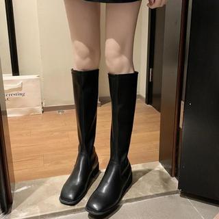 ディーホリック(dholic)の秋冬定番♡ロングブーツ 38サイズ(ブーツ)