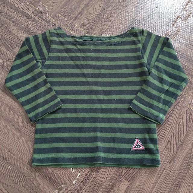 MARKEY'S(マーキーズ)のロンティー キッズ/ベビー/マタニティのベビー服(~85cm)(Tシャツ)の商品写真
