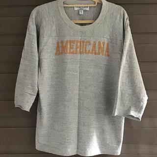 AMERICANA - アメリカーナ トップス 美品